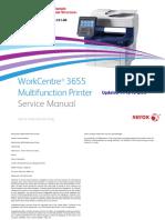 Xeroxwc3655 Service Manual