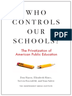 Who Controls Our Schools PDF eBook 1 1