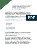Antecedentes CHILE