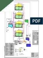Diagrama de Flujo Planta 240 Ton x Dia