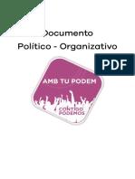 Documento Político - Organizativo