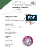 Docslide.com.Br Ficha de Verificacao Da Leitura Do Conto a Fada Oriana