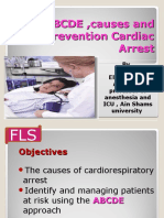abcde and recognition of critically ill patient.ppt