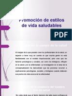 Promoción de Estilos de Vida Saludables (1)