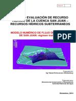 Modelamiento Del Acuifero de San Juan_Chincha