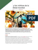 México y Los Vórtices de La Inestabilidad Mundial