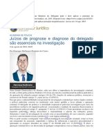 Juízos prognose diagnose investigação - Henrique Hoffmann
