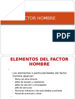 Factor Hombre