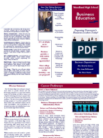 2016 business education brochure
