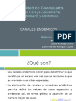 Canales Endemicos