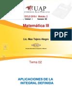 Sem02_aplic de La Integral Ind