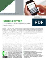 MobileSitter