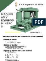 Máquinas y Equipos Mineros 5ta Semana