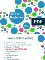 Java for Beginners Level 4b (1)