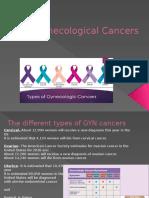 Gynecological Cancer