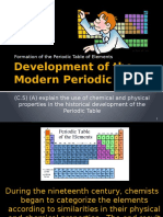 unit 4 periodic table and periodicity