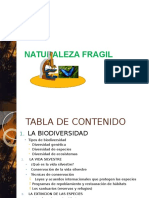 Naturaleza Fragil