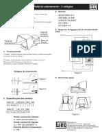 Manual Pedal de Segurança Pd2s-200