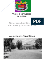 Antes y Ahora Malaga
