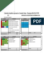 Calendario 2015 -Super-Sub-Proeja -Pos Greve-Sabados Alternados- Apos Reuniao Do Conselho Diretor