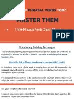 2Master Phrasal Verbs