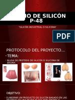 CAUCHO DE SILICÓN P-48.pptx