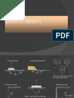 Shear Strength-soil Testing