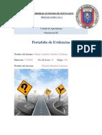 Portafolio de Orientación III