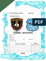 Identidad y Vocacion Policial