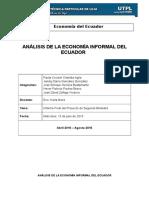 InformeFinal Tema Economía Informal