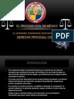 El Proceso Civil en México