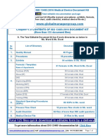 316334987 ISO 13485 2016 Documentation Manual Clause Wise Requirements