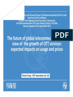 The future of global telecommunications in view of the growth of OTT services.pdf