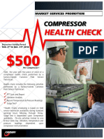 Health Check Promotion