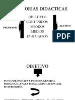 CATEGORIAS DIDACTICAS