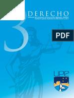 Revista Derecho 3 UPE