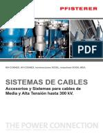 Catalogo Sistemas Cables Alta Tension