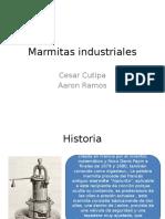 Marmitas Industriales
