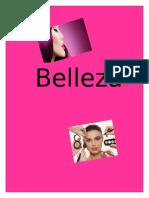 Belleza Sitio Web 3