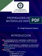 Propiedades Biomateriales 2016 Clases 3 y 4
