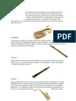 Instrumentos Con Definicion