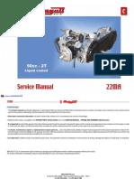 F12 R LC Engine Service Manual