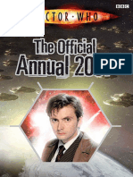 Doctor Who Annual (2007)