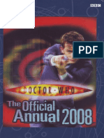 Doctor Who Annual (2008)