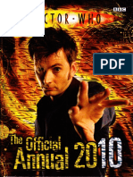 Doctor Who Annual (2010)