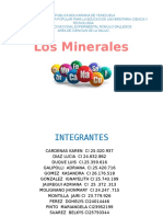 Presentación Luis Duque - Minerales - Nutrición y Dietética - 2.0