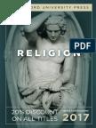 Religion 2017 Catalog