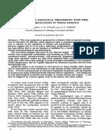 1972 - Apoptosis. a Basic Biological Phenomenon (Primera Vez de La Apoptosis)