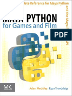 Maya Python a Pi