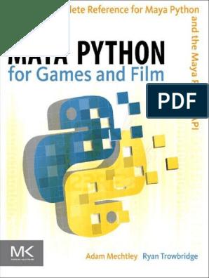 Maya Python a Pi | Autodesk Maya | Scripting Language